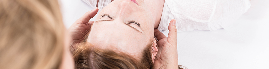 KT-Methode Craniosacral Therapie